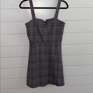 Houndstooth Tanktop Dress